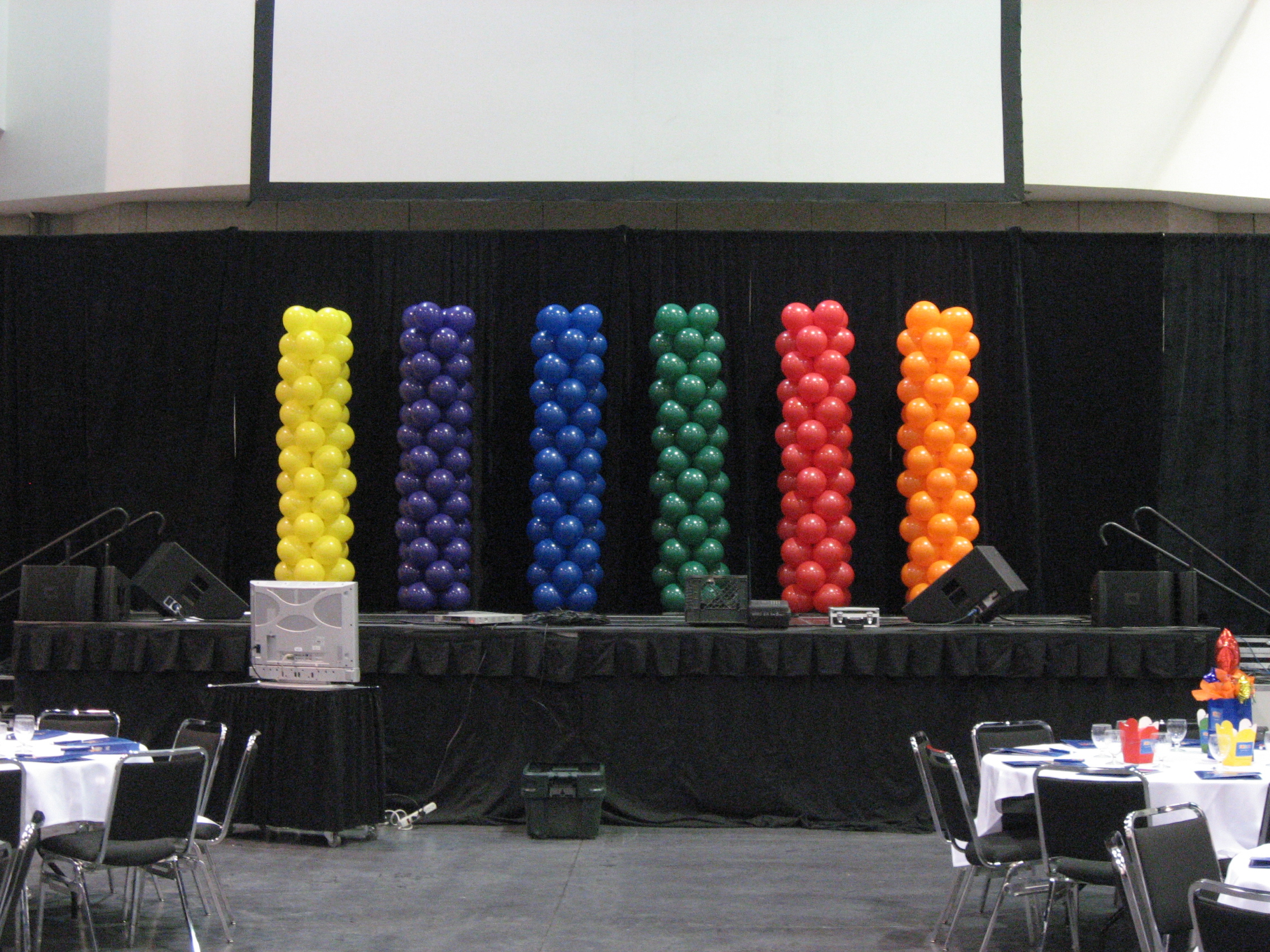 Balloon Decor Of Central California Corporate Events