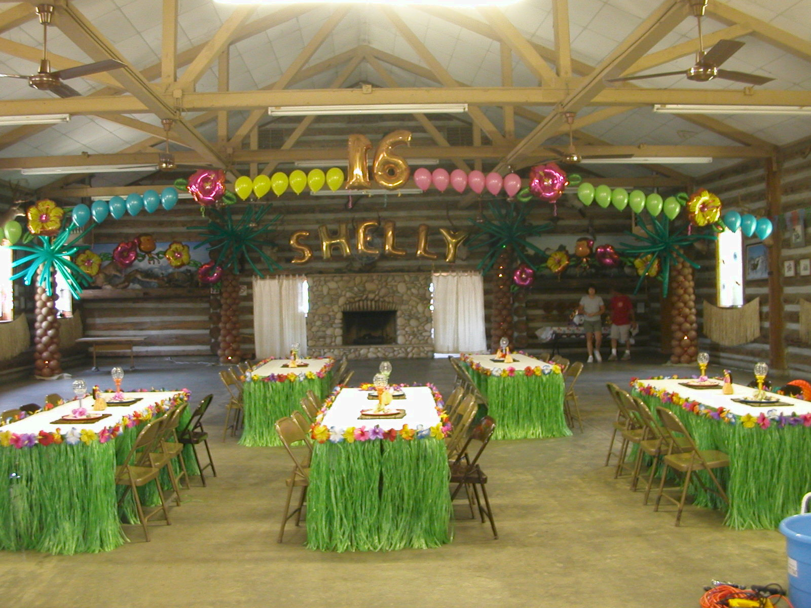 Hawaiian Themed Backyard Party : Luau Party Ideas Part 2  Best Party Ideas
