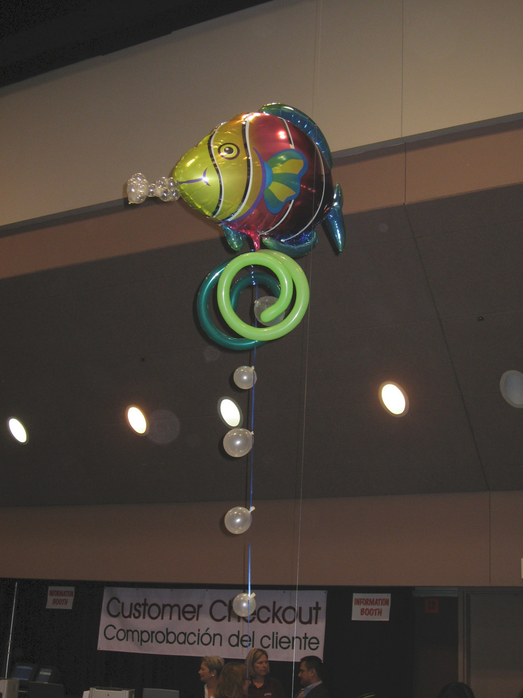 Balloon Decor Of Central California Trade Shows